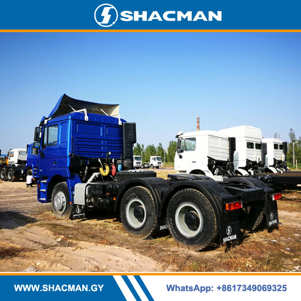 Shacman F3000 6×4 Truck Head with 430hp