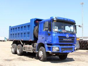 Shacman F3000 6x4 10 wheeler 380hp Tipper Truck