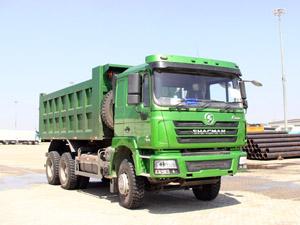 F3000 6x4 Dump Truck 385hp with Cummins engine (1)