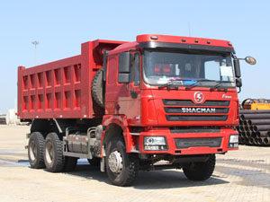 Shacman F3000 6x4 10 wheeler dump truck