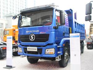 Shacman H3000 6×4 10 wheeler 375hp 19 cubic meter Dump Truck