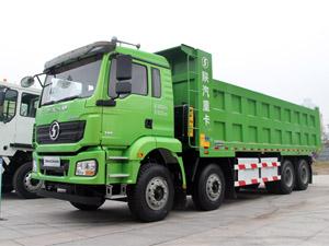 SHACMAN H3000 8x4 12 wheeler 25 cubic meter 380hp Tipper Truck
