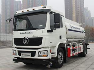 Shacman L3000 4x2 10,000 litres Water Sprinkler Truck