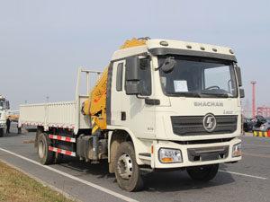 Shacman L3000 4x2 Crane Truck