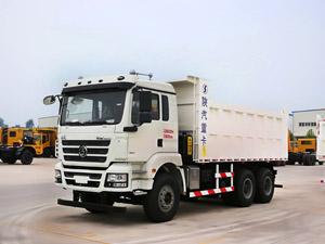 SHACMAN M3000 10 wheeler tipper truck