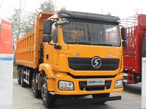 SHACMAN M3000 8x4 12 wheeler Dump Truck