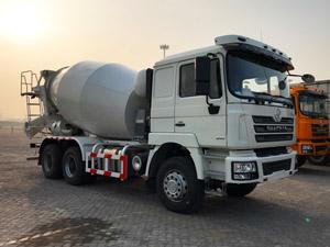 F3000 10 cubic meter mixer