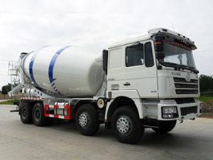 Shacman F3000 6X4 10 cubic meter mixer truck