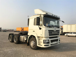 Shacman F3000 6x4 10 wheeler 380hp Tractor Truck with Weichai power