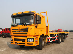 Shacman F3000 6x4 Flatbed Truck (1)