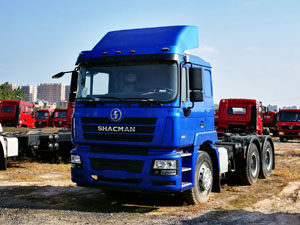 Shacman F3000 430hp tractor truck with Weichai engine