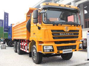 Shacman F3000 6x4 U Shape Dump Truck 380HP
