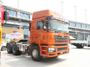 Shacman F3000 6x4 tractor truck with 400 horse power