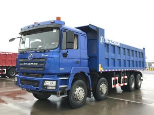 Shacman F3000 8x4 26 cubic meter tipper truck