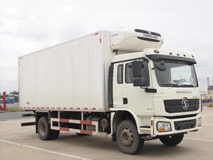 Shacman L3000 Refrigerated Box Truck