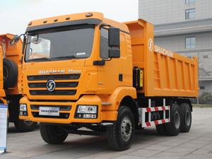 Shacman M3000 6x4 10 Wheeler Dump Truck