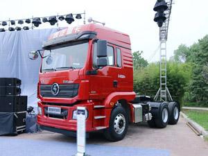 Shacman M3000 6x4 10 wheeler Tractor Truck