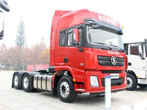 Shacman X3000 6X4 Tractor Truck
