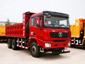 Shacman X3000 6x4 Dump Truck (1)