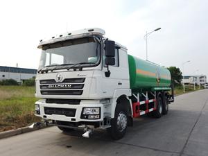 Shacman F3000 20,000 litres Sprinkler Water Tank Truck