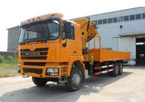 10 Ton Knuckle Crane Truck
