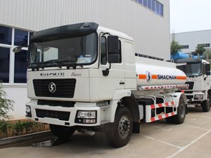 10 cubic meter fuel tank truck