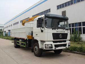 6 Ton Truck Mounted Crane SQ6.3SK2Q