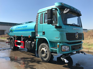 10 cubic meter water tanker truck for sale,shacman water tanker truck