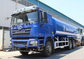 20cbm water sprinkler truck