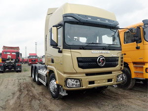 SHACMAN X3000 380HP Tractor Truck with weichai engine