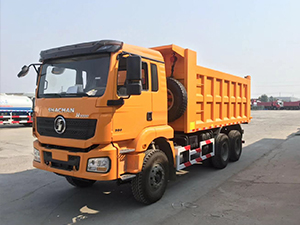 shacman h3000 6x4 19cbm dump truck with 30 ton loading capacity