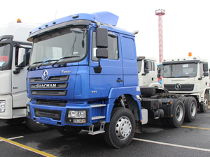 Shacman F3000 6x4 430HP Horse Truck for sale